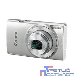 Canon IXUS 190 серебристый {20Mpix Zoom10x 2.7
