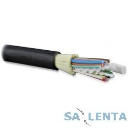 Hyperline FO-FD-IN/OUT-9S-8-LSZH-BK Кабель волоконно-оптический 9/125 (SMF-28) одномодовый, 8 волокон, полуплотное буферное покрытие (semi-tight buffer), внутренний/внешний, LSZH IEC 60332-3 (1м)