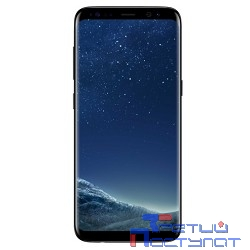 Samsung Galaxy S8 64Gb SM-G950 Black (черный бриллиант) {5.8