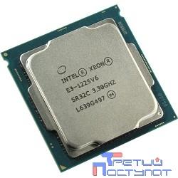 CPU Intel Xeon E3-1225v6 Kaby Lake OEM {3.3ГГц, 8Мб, Socket1151}