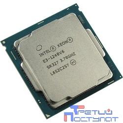 CPU Intel Xeon E3-1240v6 Kaby Lake OEM {3.7ГГц, 8Мб, Socket1151}