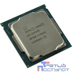 CPU Intel Xeon E3-1245v6 Kaby Lake OEM {3.7ГГц, 8Мб, Socket1151}