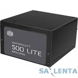 Cooler Master MasterWatt Lite 500W (MPX-5001-ACABW-EU) ATX, 120mm, 6xSATA, 2xPCI-E(6+2), APFC, 80+