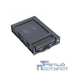 AgeStar MR3-SATA (k)-F/SR3P-(K)-1F / MR3-SATA(S)-1F /SR3P-S-1F BLACK  Сменный бокс для HDD AgeStar MR3-SATA (k)-F/SR3P-(K)-1F  BLACK  SATA пластик стандартный