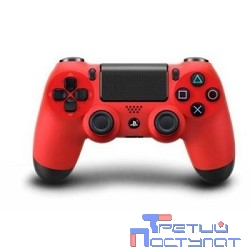 Sony PS 4 Геймпад Sony DualShock Red v2  (CUH-ZCT2E) NEW
