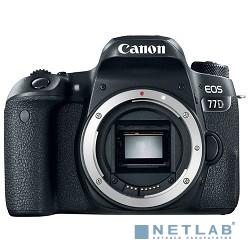 Canon EOS 77D черный {24.2Mpix 3'' 1080p Full HD SDXC Li-ion}