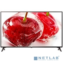 LG 49'' 49LJ610V коричневый/ черный {FULL HD/50Hz/DVB-T2/DVB-C/DVB-S2/USB/WiFi/Smart TV (RUS)}