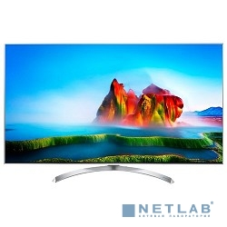 LG 49'' 49SJ810V серебристый {Ultra HD/100Hz/DVB-T2/DVB-C/DVB-S2/USB/WiFi/Smart TV (RUS)}