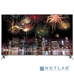 LG 49'' 49UJ651V серебристый {Ultra HD/100Hz/DVB-T2/DVB-C/DVB-S2/USB/WiFi/Smart TV (RUS)}