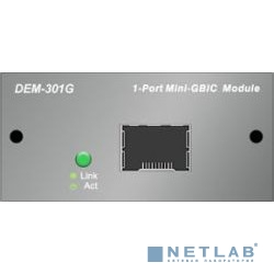 Дополнительные трансиверы SFP: DEM-310GT SFP...  Модель.  Модуль GBICSFP.  Разъем подключения.