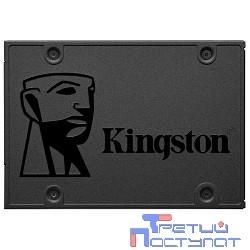 Kingston SSD 480GB А400 SA400S37/480G {SATA3.0}