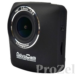 """Автомобильный видеорегистратор AdvoCam-FD-ONE (FULL HD, WDR, угол 150, 2, 4"""" LCD, 550mah)"""