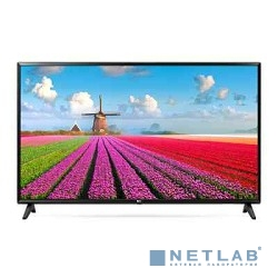 LG 49'' 49LJ594V черный {FULL HD/50Hz/DVB-T2/DVB-C/DVB-S2/USB/WiFi/Smart TV (RUS)}