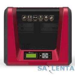 3D-принтер XYZ da Vinci Junior Pro, ABS/PLA пластик 1.75мм, 1 экструдер, мин 100мк, размер рабочей зоны 200х200х200 мм, USB port, WIFI, Win 7, Win 8, Mac OSX 10.8 и более поздней версии, Опция: Лазерн