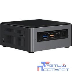 Intel NUC BOXNUC7I7BNH, i7-7567U, up to 4.0 GHz, 2xDDR4 SODIMM (1.2V up to 2133MHz/32Gb), VGA Intel Iris Plus Graphics 650(DP+HDMI 4K), 4xUSB3.0, 1x m.2 SSD, 1x2.5HDD {Baby Canyon}