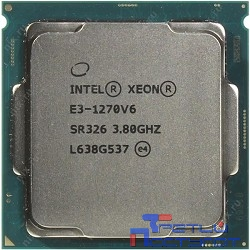 CPU Intel Xeon E3-1270v6 OEM {3.8ГГц, 8Мб, Socket1151}