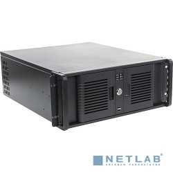 Exegate EX244605RUS Серверный корпус Exegate Pro 4U4132 <RM 19'', высота 4U, глубина 480, БП 700ADS, USB>