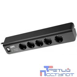 APC PM5B-RS сетевой фильтр 1,83м., 5 розеток