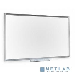 Комплект SBM 680 iv4: SMART Board SBM680 без лотка (диагональ 77'' / 195,6 cm, SMART NOTEBOOK в комплекте) проектор SMART V30 (1025219) креплением к проектору (1025291) пассивный лоток(1019355) 4места