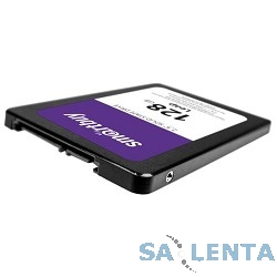 Smartbuy SSD 128Gb Leap SB128GB-LP-25SAT3 {SATA3.0, 7mm}