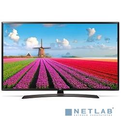 LG 43'' 43LJ595V черный {FULL HD/100Hz/DVB-T2/DVB-C/DVB-S2/USB/WiFi/Smart TV (RUS)}