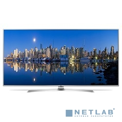 LG 65'' 65UJ655V серебристый {Ultra HD/100Hz/DVB-T2/DVB-C/DVB-S2/USB/WiFi/Smart TV (RUS)}