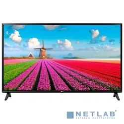 LG 43'' 43LJ594V черный {FULL HD/100Hz/DVB-T2/DVB-C/DVB-S2/USB/WiFi/Smart TV (RUS)}
