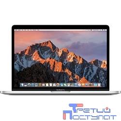 Apple MacBook Pro [MPXR2RU/A] Silver 13.3'' Retina {(2560x1600) i5 2.3GHz (TB 3.6GHz)/8GB/128GB SSD/Iris Plus Graphics 640} (Mid 2017)