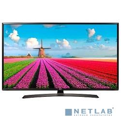 LG 49'' 49LJ595V черный {FULL HD/50Hz/DVB-T2/DVB-C/DVB-S2/USB/WiFi/Smart TV (RUS)}