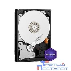 """6TB WD Purple (WD60PURZ) {Serial ATA III, 5400- rpm, 64Mb, 3.5""""}"""