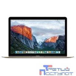 Apple MacBook [MNYK2RU/A] Gold 12