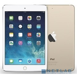 Apple iPad Pro 10.5-inch Wi-Fi + Cellular 256GB - Gold [MPHJ2RU/A]