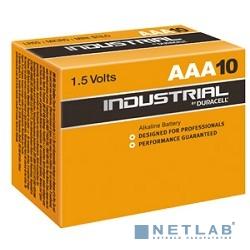 DURACELL Industrial LR03 (10 /100)  (10 шт. в упаковке)