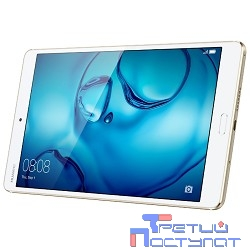 Huawei MediaPad T3 LTE 2+16GB Gold 8''/1280x800/Qualcomm A53 4х1.4GHz/2Mp+5MP/Android 7.0 + EMUI 5.1/4800 mAh
