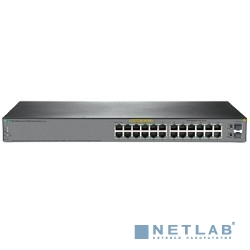 HP JL384A Коммутатор HPE 1920S 24G 2SFP PPoE+ 185W настраиваемый 19U 24x10/100/1000BASE-T