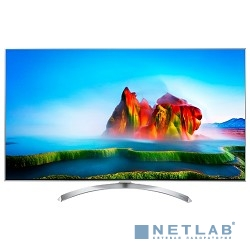 LG 55'' 55SJ810V серебристый {Ultra HD/100Hz/DVB-T2/DVB-C/DVB-S2/USB/WiFi/Smart TV (RUS)}