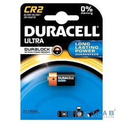 DURACELL CR2 ULTRA (10 /50 /6050)