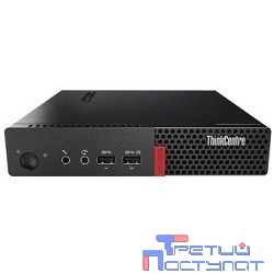 Lenovo ThinkCentre M710q Tiny [10MRS04P00] slim {i5-7400T/4Gb/1Tb/W10Pro/k+m}
