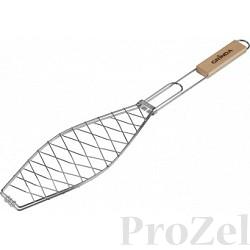 """Решетка-гриль GRINDA """"BARBECUE"""", для рыбы [424720]"""