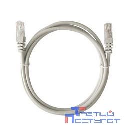 REXANT (18-1005) Патч-корд  UTP 5e кат. литой  2М серый