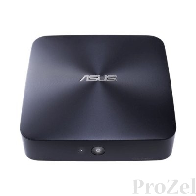 Asus VIVOPC UN62-M210M slim [90MS00A1-M02110] blue {i3-4010U/4Gb/128Gb SSD/DOS}