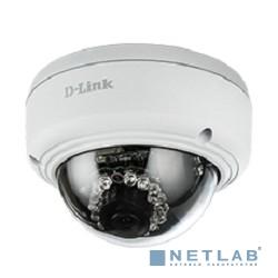 D-Link DCS-4603/UPA/A1A 3 Мп купольная сетевая камера, день/ночь, c ИК-подсветкой до 10 м, PoE и WDR