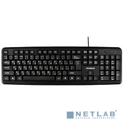 Гарнизон Клавиатура GK-100, USB, черный