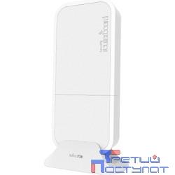MikroTik wAP R (RBwAPR-2nD with miniPCI slot) маршрутизатор 2.4ГГц без LTE модема