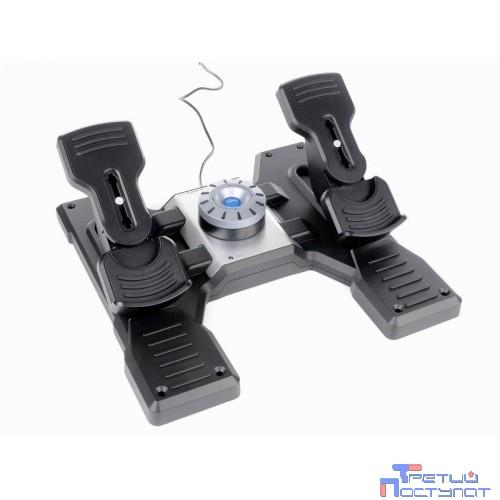 945-000005 Logitech G Saitek PRO Flight Rudder Pedals - EMEA