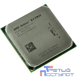 CPU AMD Athlon II X4 950 BOX {3.8ГГц, 2Мб, Socket AM4}