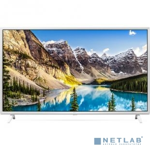 LG 49'' 49UJ639V белый {Ultra HD/DVB-T2/DVB-C/DVB-S2/USB/WiFi/Smart TV (RUS)}
