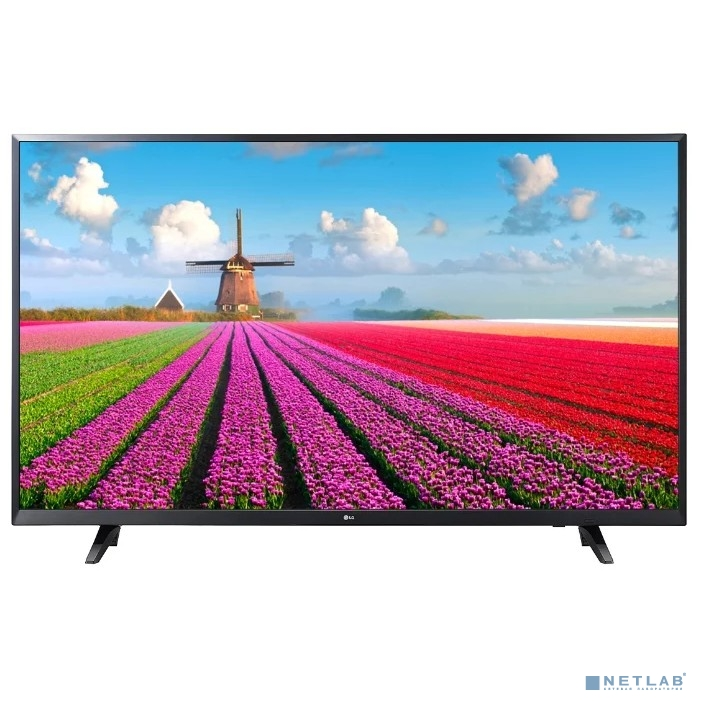 LG 55'' 55LJ540V черный {FULL HD/50Hz/DVB-T2/DVB-C/DVB-S2/USB/WiFi/Smart TV (RUS)}