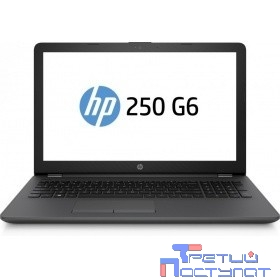 HP 250 G6 [1XN65EA] silver 15.6