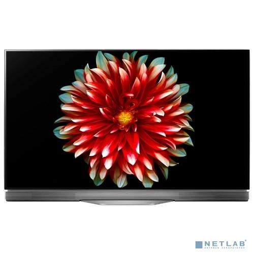 LG 55'' OLED55E7N черный {Ultra HD/100Hz/DVB-T2/DVB-C/DVB-S2/3D/USB/WiFi/Smart TV (RUS)}